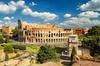 Tour saltafila del Colosseo, del Foro Romano e del Palatino