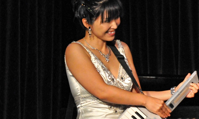Bankhead Theater - Livermore: Keiko Matsui at Bankhead Theater