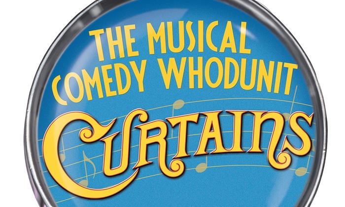 Vintage Theatre - Jeffrey Nicholson Auditorium: Curtains at Vintage Theatre