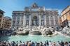 Tour a piedi privato del centro della città di Roma con una guida e...