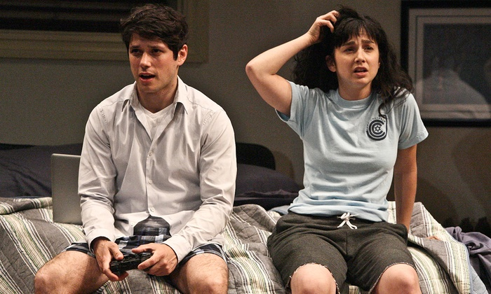 Geffen Playhouse - Gil Cates Theater - Gil Cates Theater at The Geffen Playhouse: Bad Jews at Geffen Playhouse - Gil Cates Theater