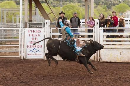 Colorado Springs Western Wednesday Rodeo