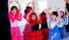 Kids Flamenco I & II (Ages 5-7)