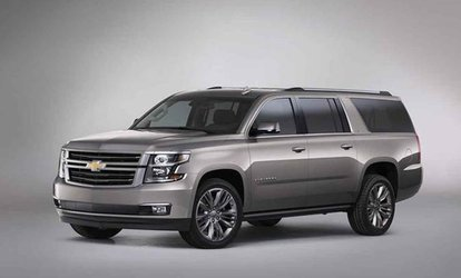 Private Transfer Milwaukee Airport MKE to Milwaukee in an SUV