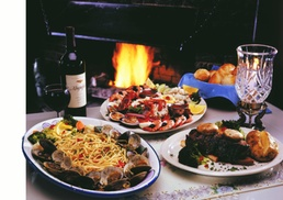 THE OLD TIME VINCENT'S SEAFOOD & ITALIAN RESTAURANT: $15 For $30 Worth Of Fine Italian Cuisine