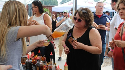 Indianapolis 2017 I Heart Bourbon Tasting Festival - Saturday Septe...