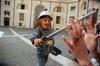 Dai gladiatori al gelato: Tour privato per famiglie delle attrazion...