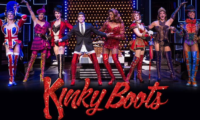 The 5th Avenue Theatre - Downtown Seattle: Kinky Boots at The 5th Avenue Theatre