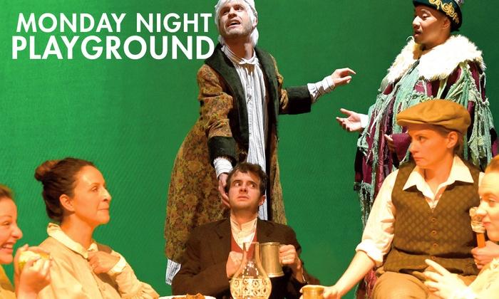 Berkeley Repertory Theatre - South Berkeley: Monday Night PlayGround at Berkeley Repertory Theatre