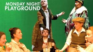 Berkeley Repertory Theatre: Monday Night PlayGround at Berkeley Repertory Theatre