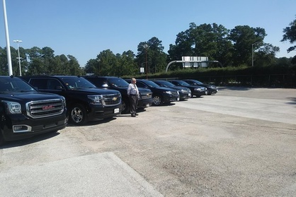 Black SUV Car from Houston to Austin, TX, IAH Airport, Houston to Austin, TX