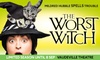 Tickets to see The Worst Witch