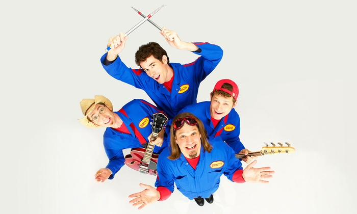 The Concert Hall - Lincoln Square: Imagination Movers at The Concert Hall