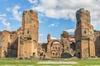 Tour privato: Tour guidato del Colosseo, delle Terme di Caracalla e...