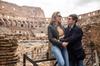 Tour privato di Roma al Colosseo, al Foro e al colle Palatino con g...