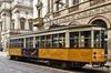 Tour di 3 ore di Milano in tram d'epoca con visita dell'Ultima Cena