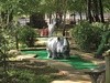 $20 For Miniature Golf & A Large Cheese Pizza For 4 (Reg. $40)