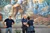 Città dei dipinti murali