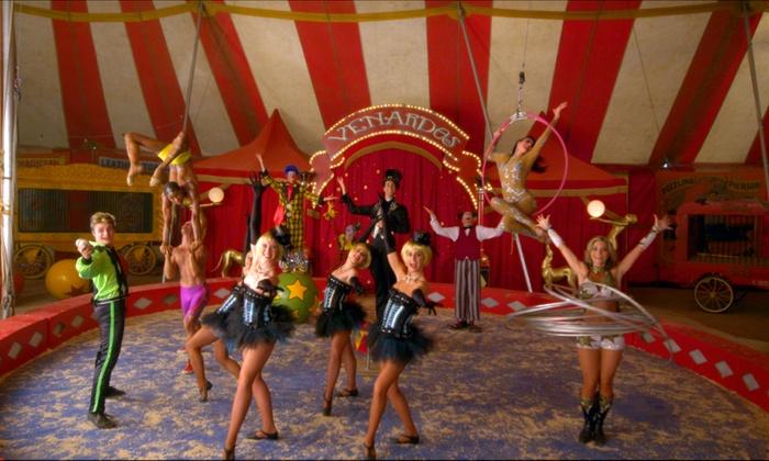 Venardos' Broadway Circus