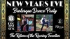New Year's Eve Burlesque Dance Party - Tuesday, Dec 31, 2019 / 9:00pm