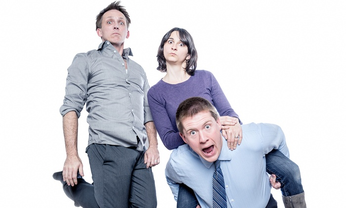 Source - U-Street: Improv Group: The Theater of Public Policy at Source