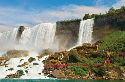 Half-Day Niagara Falls New York Trip with Cave of the Winds photo