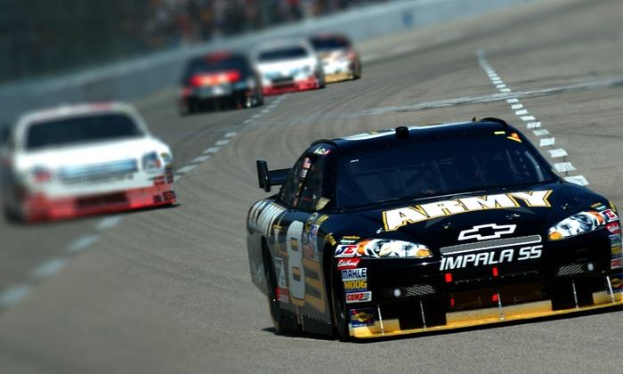 Texas Motor Speedway - Fort Worth: NASCAR Duck Commander 500 Sprint Cup Race at Texas Motor Speedway