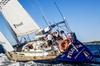 Twilight Yacht Racing on Sydney Harbour