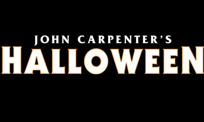halloween the movie thursday oct 25 2018 700pm