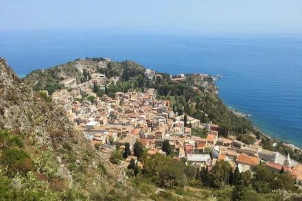 Sconto Tour & Giri Turistici Groupon.it Tour sull'Etna e a Taormina in Jeep