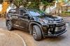 Personal Driver Hire in a Black SUV