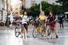 Recorrido en bicicleta por el casco antiguo de Valencia