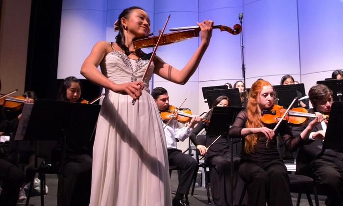 Alex Theatre - Alex Theatre: Glendale Youth Orchestra's 27th Season Opener at Alex Theatre