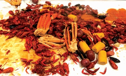 $15 for $30 Worth of Signature Louisiana Cajun Boil