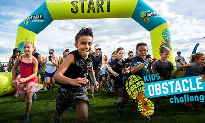 Subaru Kids Obstacle Challenge - July 21 at Various Times