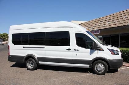 Private Las Vegas Airport Transfer in: 14 Passenger Van 7a9b85b5-1c79-490d-9e0f-1354c4d00c35