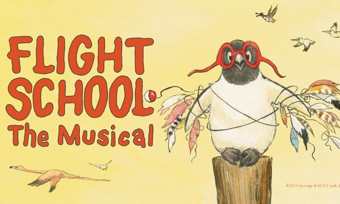 """Flight School The Musical"""