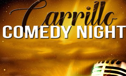 image for Carrillo Comedy Night