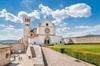 Tour privato di un giorno di Assisi e Cortona da Firenze
