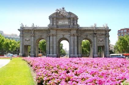 Visita privada: recorrido por la ciudad de Madrid