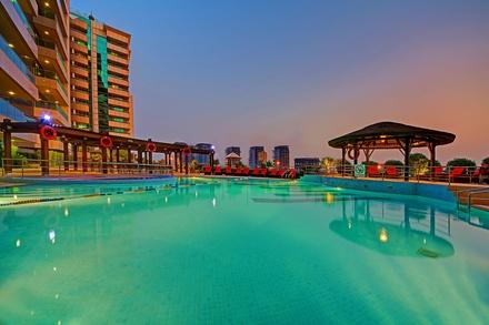 ✈ UNITED ARAB EMIRATES | Dubai Copthorne Hotel Dubai 4* Free upgrade