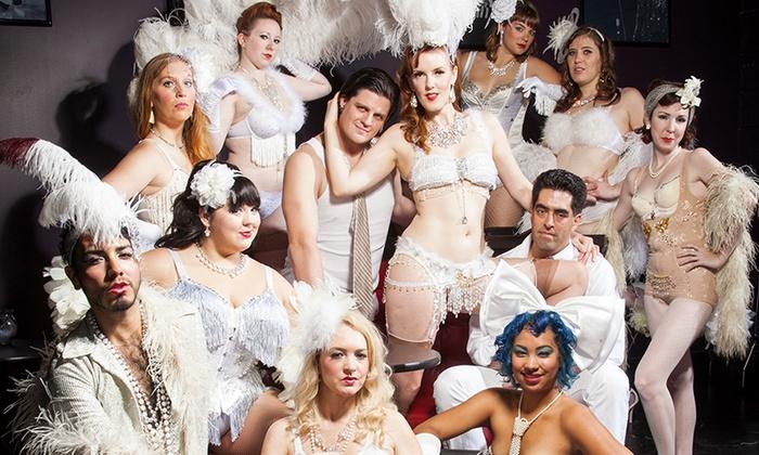 Vaudezilla! Burlesque Cabaret