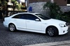 Caprice Limousine Luxury Transfer Cairns Airport to City