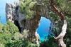 Tour condiviso di Capri senza prelievo