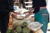 Esclusiva lezione di cucina nella campagna romana con uno chef locale