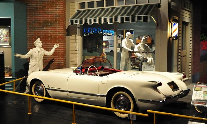 National Corvette Museum >> National Corvette Museum