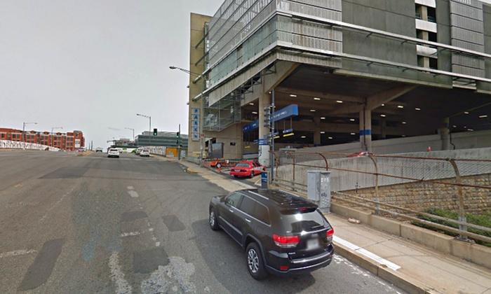 Parking at Valet - Union Station Parking Garage - 585