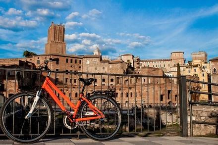 Noleggio di bici a Roma per tutto il giorno