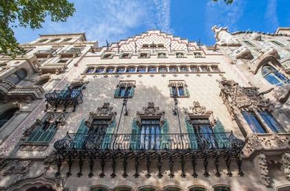 Visita sin colas a la Casa Amatller de Barcelona con videoguía multilingüe