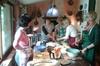 Lezione di cucina casalinga nella campagna sarda con pasto presso u...